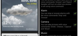 Update Android 4.2.2 to Your Galaxy S3 and Get Galaxy S4 Features: Galaxy S3 422 Voice Control