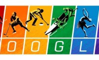 Google's Olympic Doodle Assails Russia's Anti-Gay Law : Google's Version Of A Poltical Jab Google