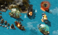 Conquering the Open Seas with Your Own Ship in the Pirate Storm : Pirate Storm Apps For Iphone