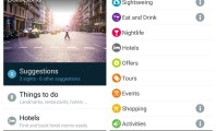 Mobile Phone Application: Travel Guide Apps by Triposo : Triposo Travel Guides Are Nicely Laid Out And Very Informative