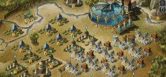 Saving Atlantis, the Lost Continent in Dragon of Atlantis: Details Apps Dragons Of Atlantis