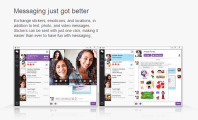 Calling and Sending Text Messages to Your Friends For Free In Viber : Download Apps Viber