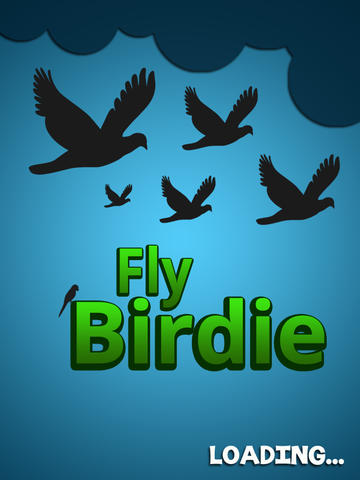 download free games Fly Birdie for iphone android