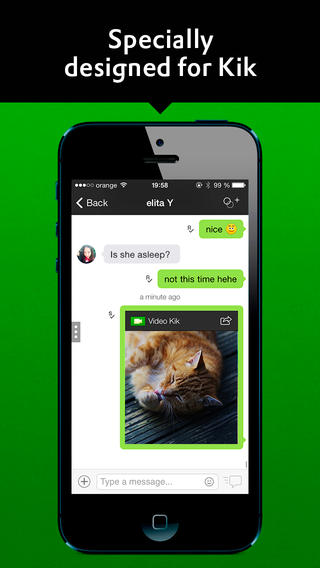 free download apps Video for Kik Messenger for iphone