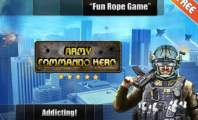 Army Commando Rope Game : Download Army Commando Rope Hero   Swing And Fly Elite Soldier Escape Free