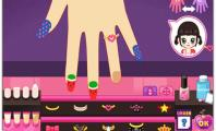 Playing the Nail Manicure Game : Free Download  Baby Nail Manicure Makeover & Decorate