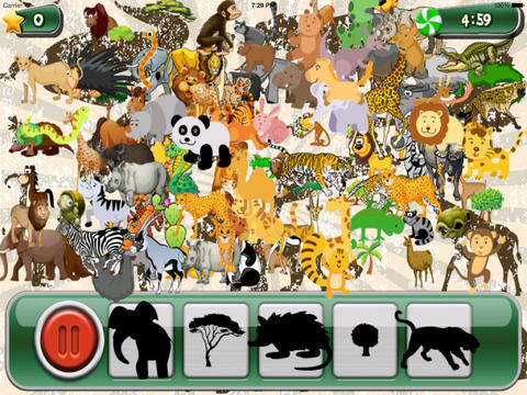 details Animals of the Savana - Amazing Hidden Objects for Kids for iphone