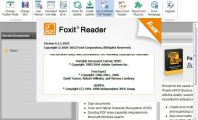 Foxit Reader – Free Download : Foxit Reader 1