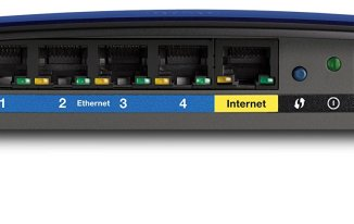 Linksys N750 Wireless Dual Band router