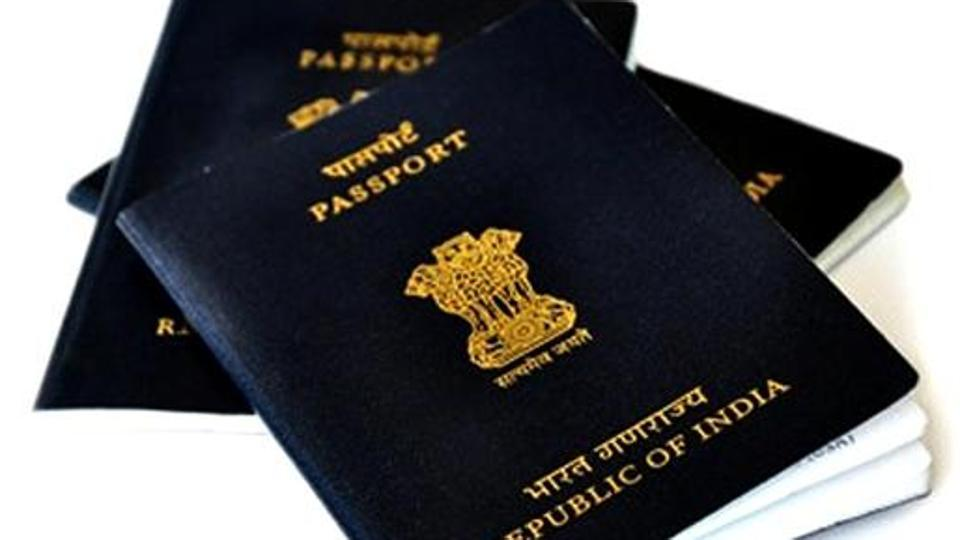What is the meaning of ecr and non-ecr category in an Indian passport?