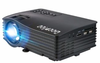 Deeplee DP36 LED LCD Mini Projector