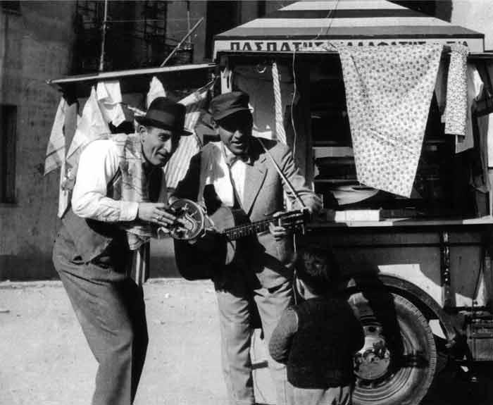 """""""Οι δοσατζήδες"""", 1959 με το Νίκο Σταυρίδη"""
