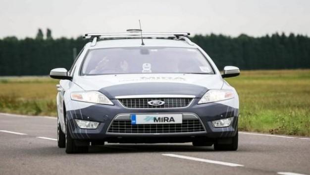Έρχονται στην Ευρώπη τα αυτοκίνητα χωρίς οδηγό!