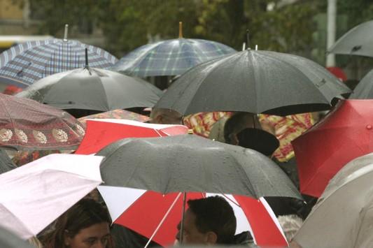 Κυριακή με βροχές - Αναλυτική πρόγνωση του καιρού