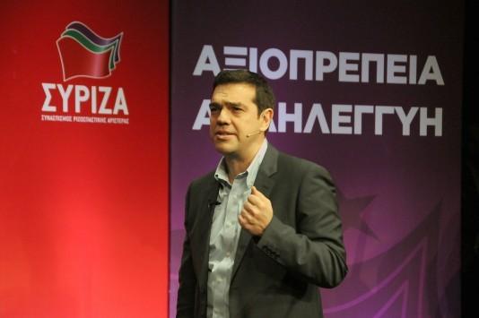 Τσίπρας: Εγγυώμαι για τις καταθέσεις: Η Ελλάδα δεν θα γίνει Κύπρος