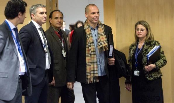 Γιατί τα... `πήραν` με τον Βαρουφάκη στο Eurogroup