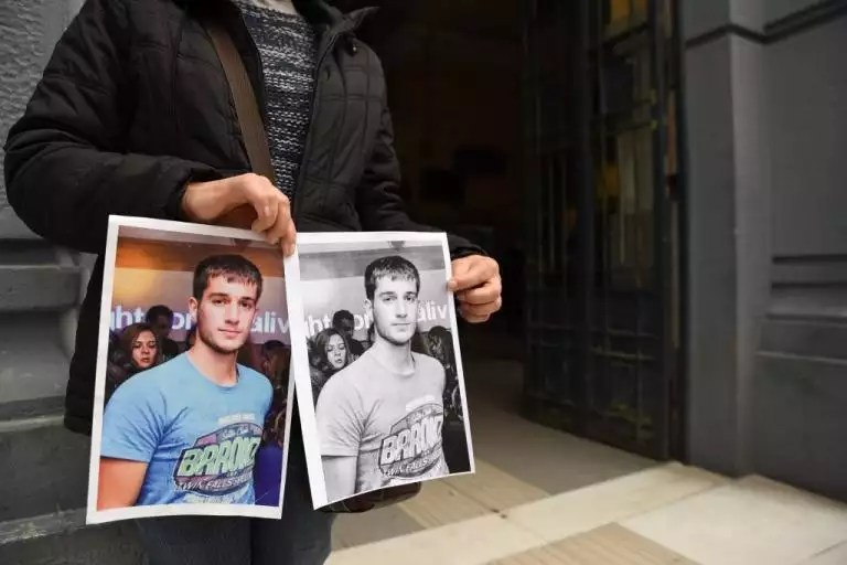 Αποτέλεσμα εικόνας για Αποκαλύψεις του διευθυντή Γαλακτοκομικής για τα βασανιστήρια στον Βαγγέλη Γιακουμάκη
