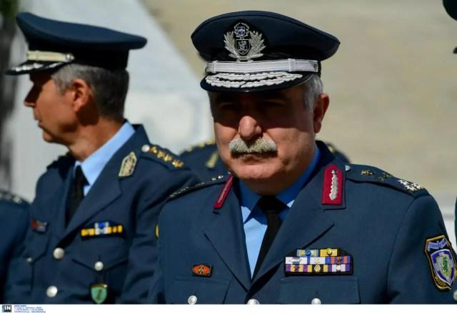 αρχηγός ΕΛ.ΑΣ.