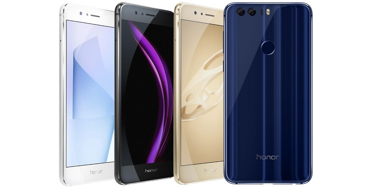 Honor 8 lansat oficial in Romania