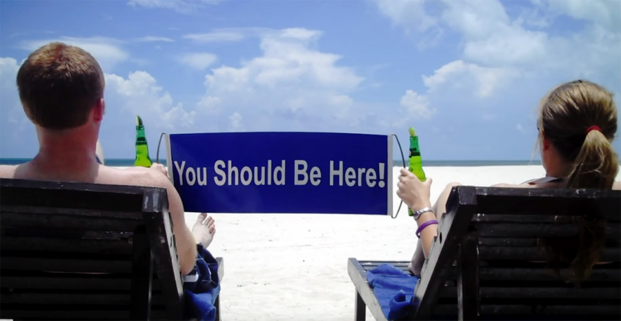 You Should Be Here - DreamTrips - WorldVentures