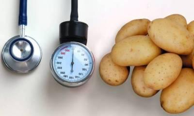 Υπέρταση: Πόσες φορές την εβδομάδα κάνει να τρώτε πατάτες