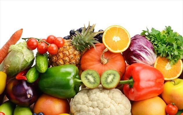 Τα 5 χρώματα της διατροφής του φθινοπώρου και τι σημαίνουν