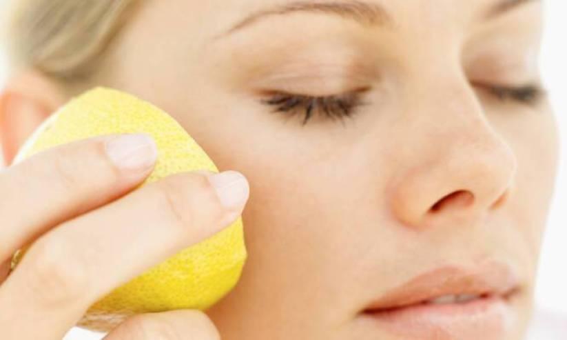 Πέντε τρόποι που το λεμόνι γίνεται καλλυντικό προϊόν!