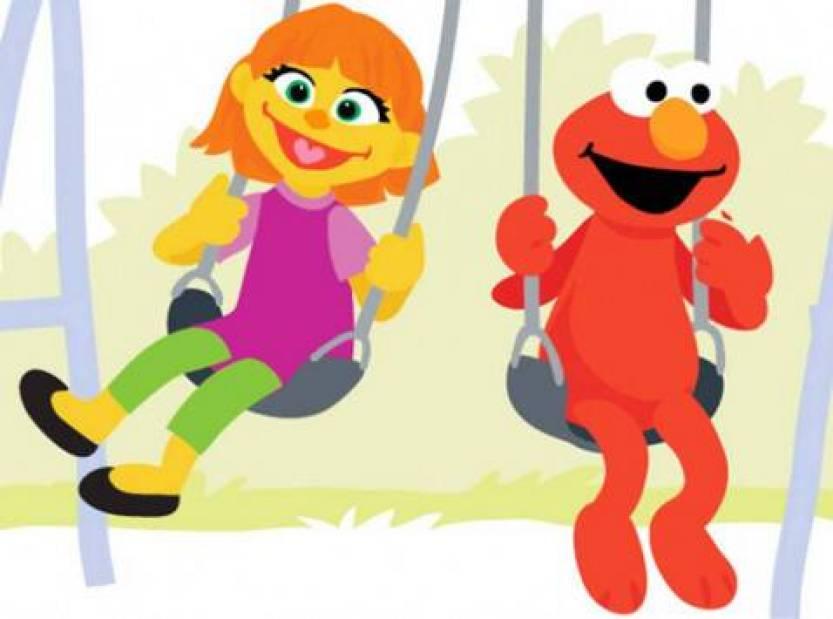 Ένα κοριτσάκι με αυτισμό το νέο πρόσωπο του Sesame Street