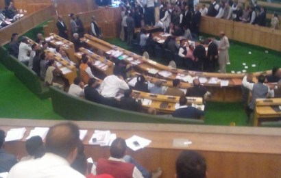 Autumn Assembly Session Marked by Controversies
