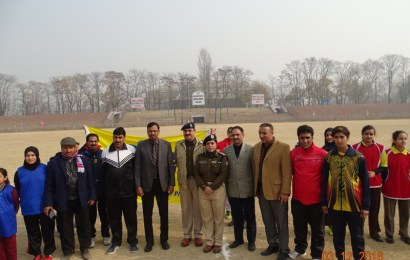 Mega Kashmir WOMEN FOOTBALL TOURNAMENT – 2016   Commences