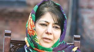 2016  Kashmir Unrest Was Planned In Advance: Mehbooba Mufti