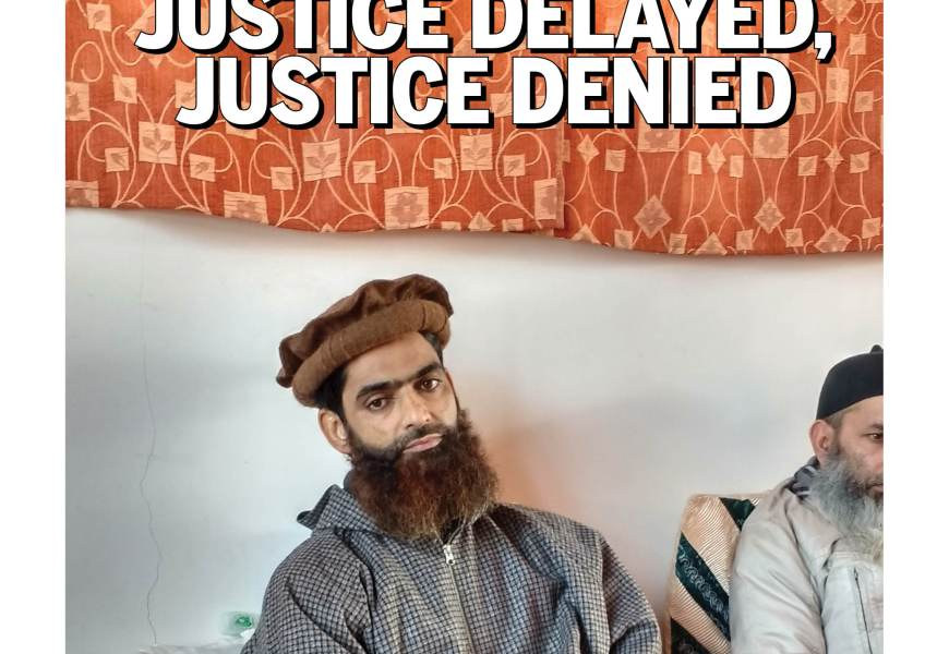 Justice Delayed, Justice Denied