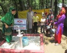 Water Scarcity- Mother HelpAge showing way in Kashmir