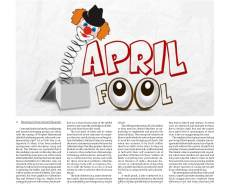 The Perils of A Prank:  April Fool and Muslims