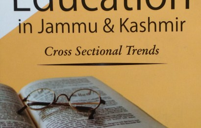 Book Review Gender and Education in Jammu & Kashmir: Cross Sectional Trends