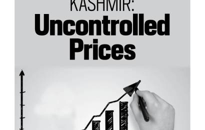 Kashmir :Uncontrolled Prices