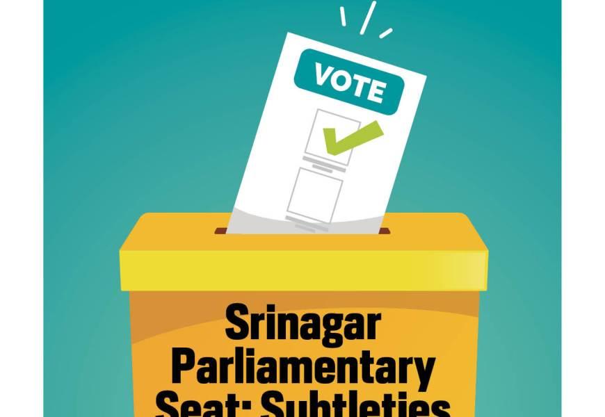 Srinagar  Parliamentary Seat : Subtleties and Surmises