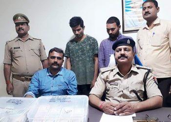 लंका पुलिस को मिली बड़ी सफलता: चोरी की बड़ी वारदात में BHU का पूर्व छात्र गिरफ्तार