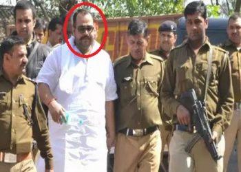 रेप का मामला: फरार घोसी के BSP सांसद अतुल राय ने किया सरेंडर, न्यायिक हिरासत में भेजे गए जेल