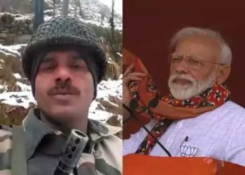 PM मोदी के खिलाफ चुनाव लड़ेगा ये वर्दीधारी, कहा- PM मोदी नकली चौकीदार, मैं असली चौकीदार