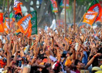 BJP तृणमूल कांग्रेस कार्यालय के बाहर करेंगी प्रदर्शन
