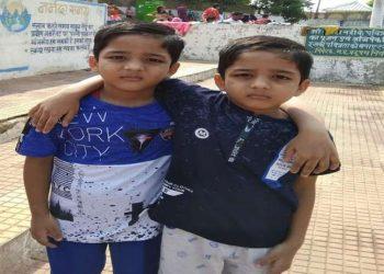 जुड़वा बच्चों को स्कूल बस से किया अगवा, 20 लाख फिरौती लेने के बाद की हत्या, भारी बवाल, पुलिस तैनात