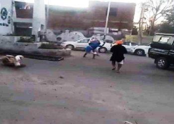 पुलिस पर निहंग सिखों का हमला, ASI के हाथ काटे, दो अन्य को किया जख्मी