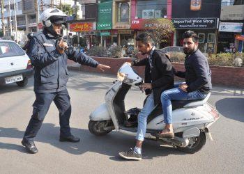 उत्तराखंड: ट्रैफिक नियम तोड़ने पर कड़ी सजा, होगा आपराधिक केस, जा सकते है जेल