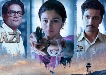 आलिया की फ़िल्म 'राजी' ने कमाए  200 करोड़ रुपए