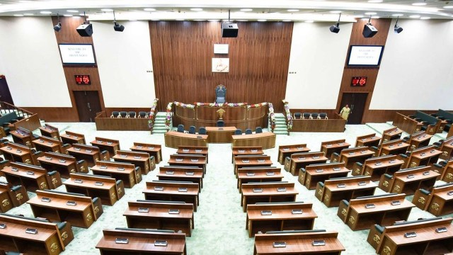 Important points of assembly session on first day