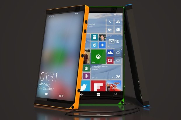 Microsoft собирается вернуться на рынок смартфонов