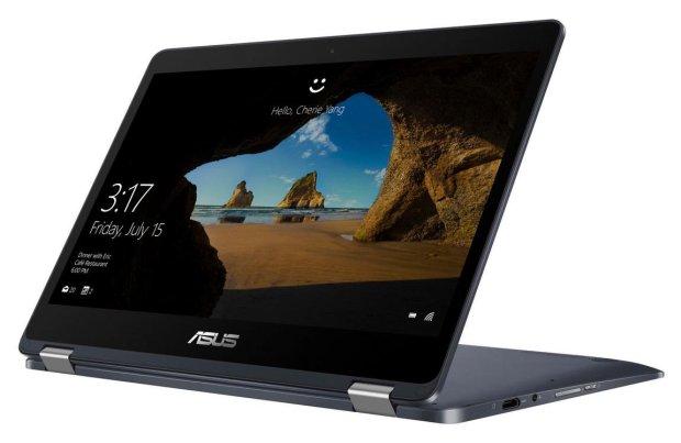 ASUS и HP представили ультрабук и планшет с ARM-процессором на Windows 10