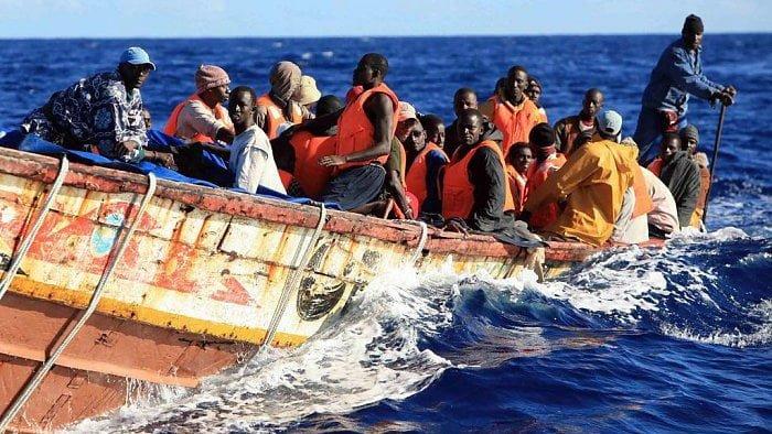 مهاجراً غير شرعي