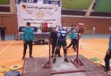 اختتام منافسات بطولة المنطقة الغربية للقوة البدنية.